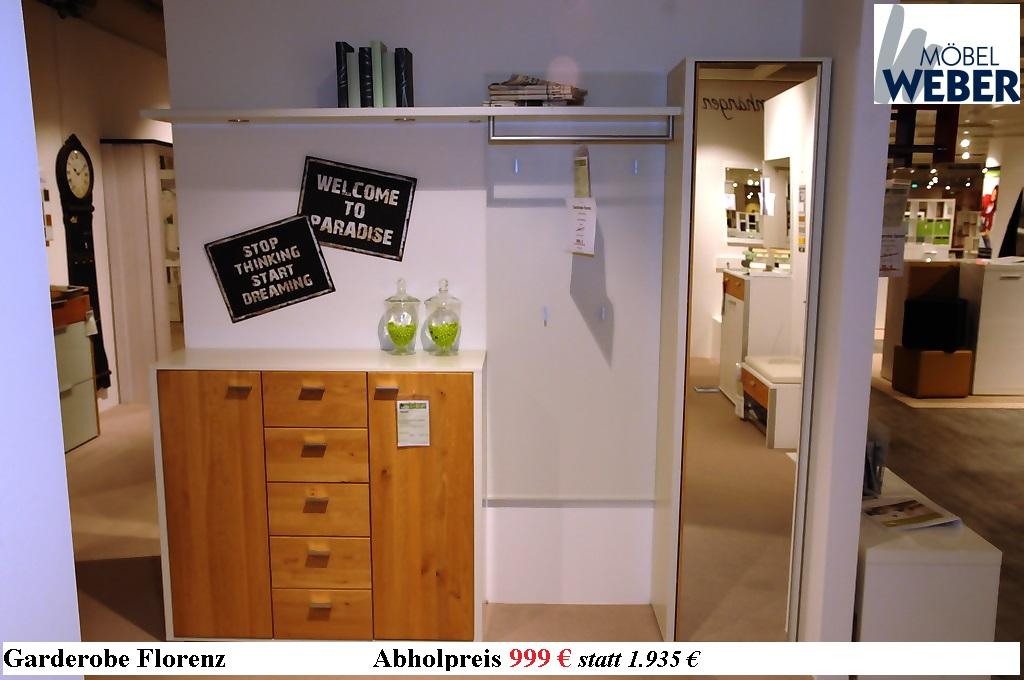 sale bei m bel weber ausstellungsm bel g nstig kaufen. Black Bedroom Furniture Sets. Home Design Ideas