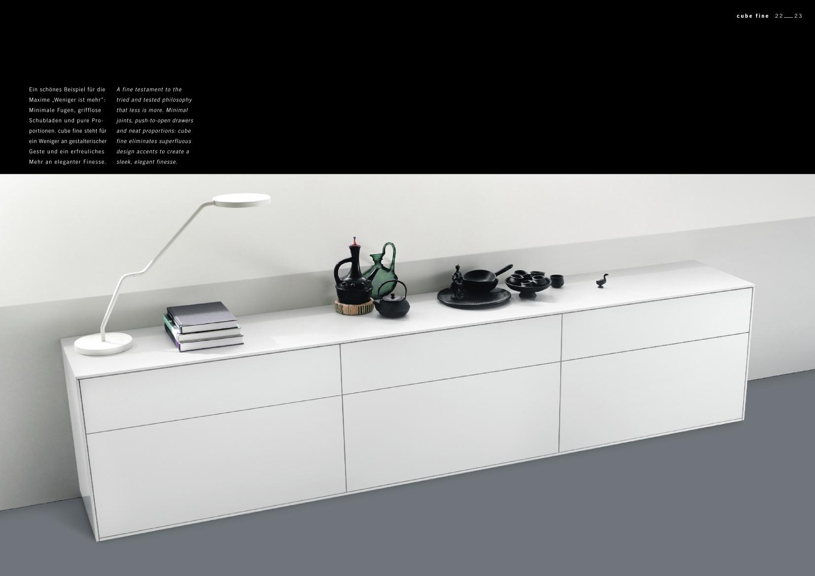 interluebke lookbook 2017 gs 10 m bel weber neustadt landau karlsruhe. Black Bedroom Furniture Sets. Home Design Ideas