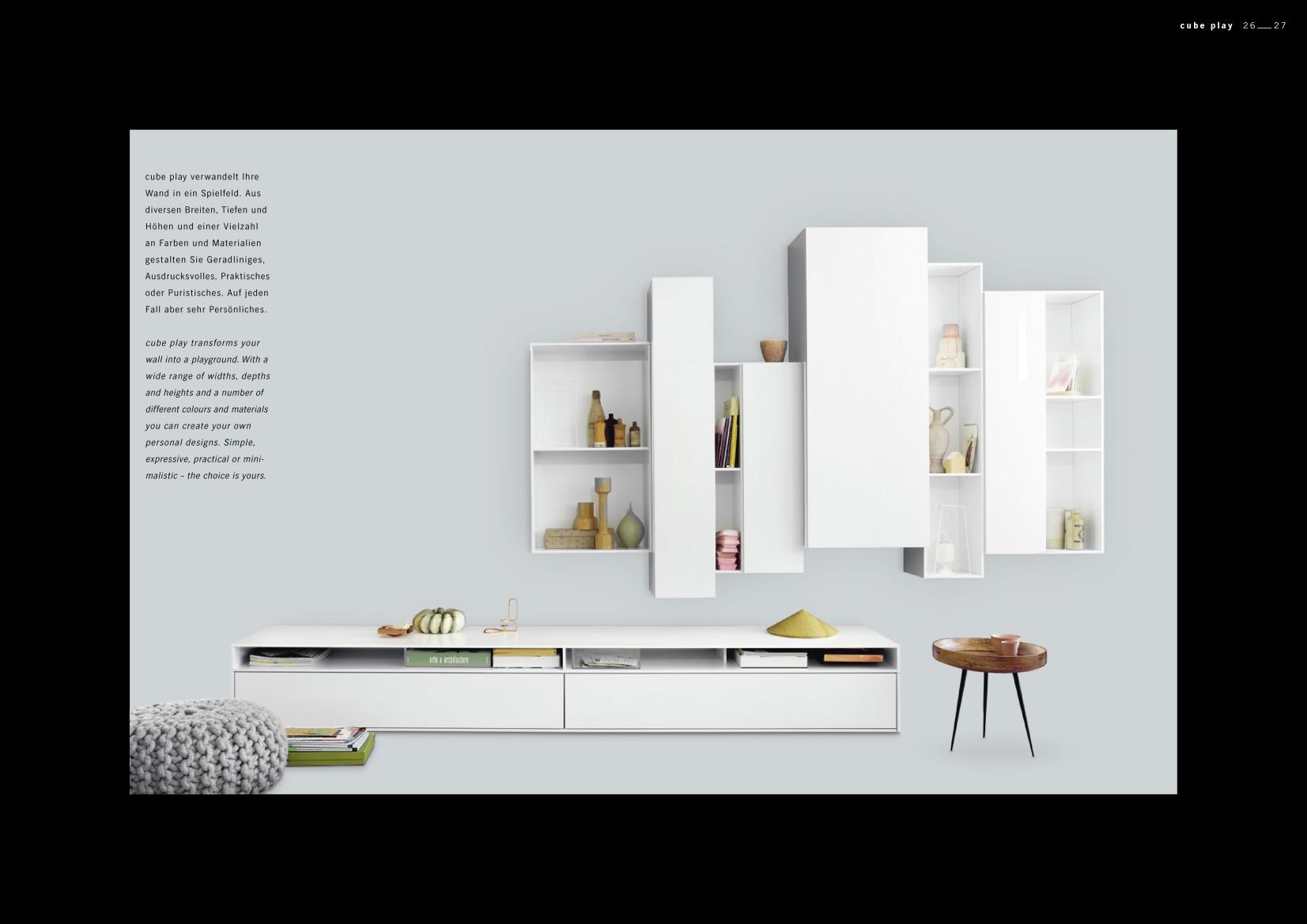 interluebke lookbook 2017 gs 12 m bel weber neustadt landau karlsruhe. Black Bedroom Furniture Sets. Home Design Ideas