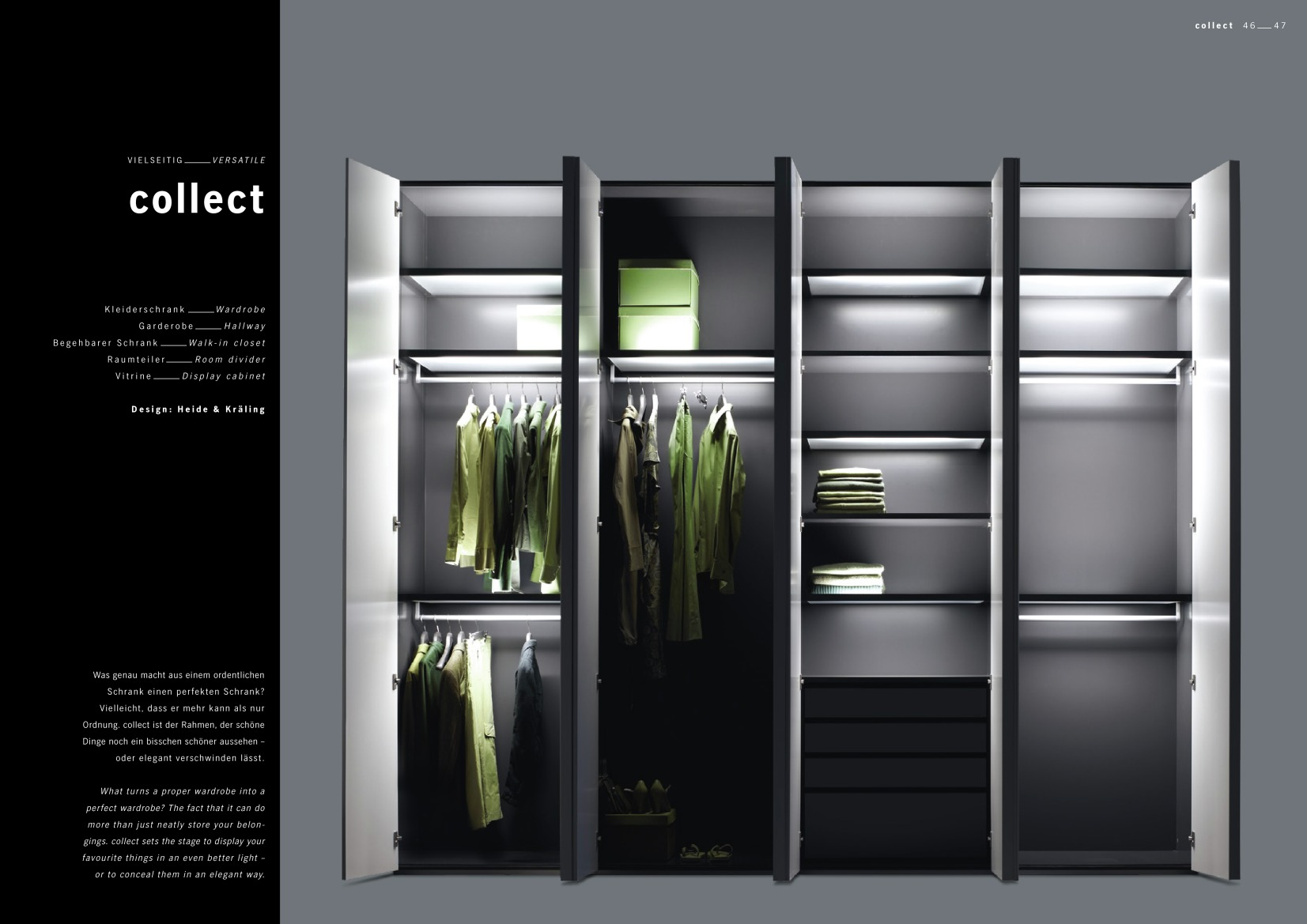 interluebke lookbook 2017 gs 22 m bel weber neustadt landau karlsruhe. Black Bedroom Furniture Sets. Home Design Ideas