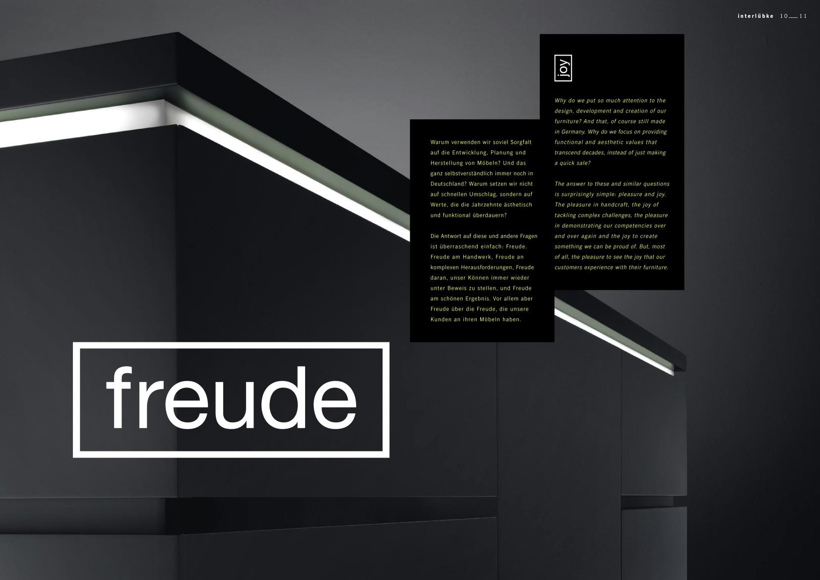 interluebke lookbook 2017 gs 4 m bel weber neustadt landau karlsruhe. Black Bedroom Furniture Sets. Home Design Ideas