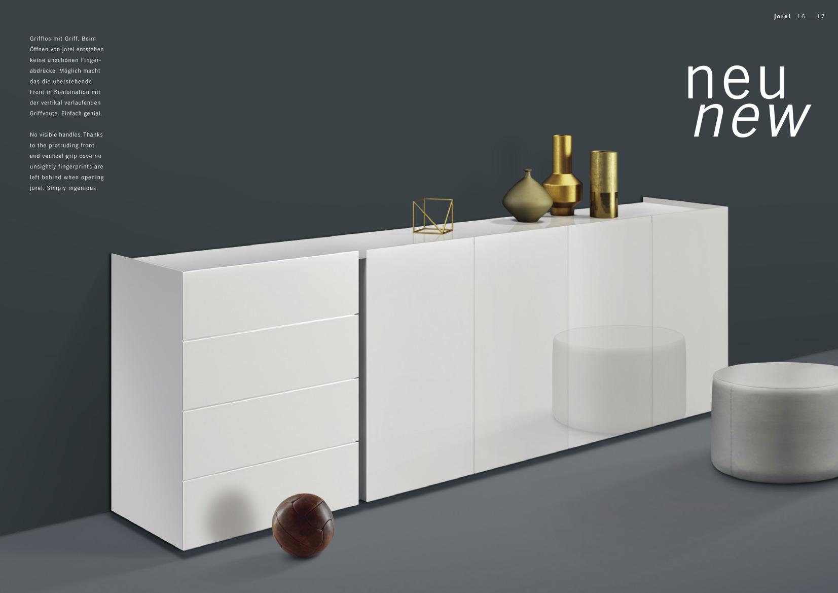 interluebke lookbook 2017 gs 7 m bel weber neustadt landau karlsruhe. Black Bedroom Furniture Sets. Home Design Ideas